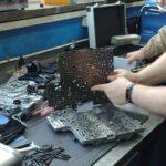 naprawa mechatroniki skrzyni biegów